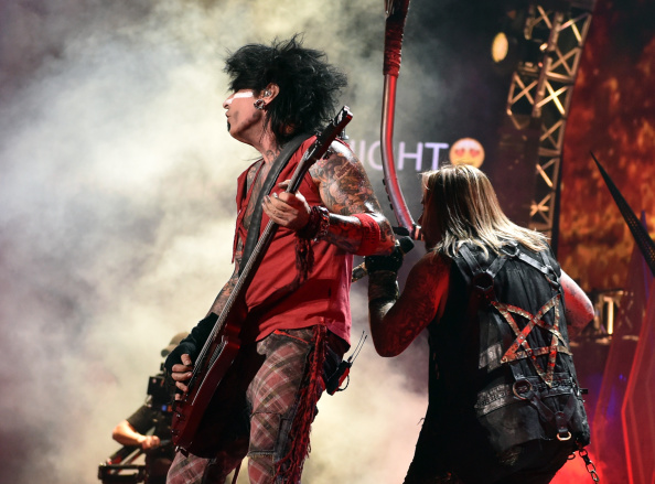 MGM Grand Garden Arena「2014 iHeartRadio Music Festival - Night 1 - Show」:写真・画像(1)[壁紙.com]