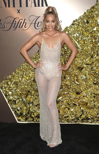 Jasmine Sanders「Vanity Fair's 2019 Best Dressed List」:写真・画像(9)[壁紙.com]