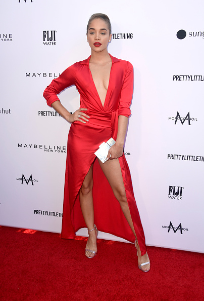 Jasmine Sanders「The Daily Front Row's 5th Annual Fashion Los Angeles Awards - Arrivals」:写真・画像(6)[壁紙.com]