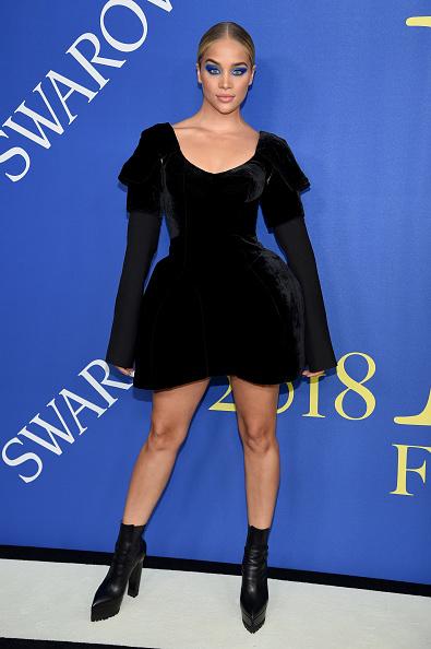 Jasmine Sanders「2018 CFDA Fashion Awards - Arrivals」:写真・画像(0)[壁紙.com]