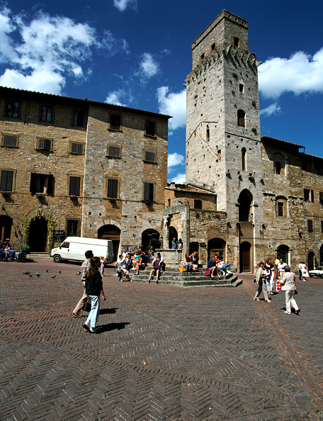 San Gimignano「San Gimignano, Tuscany, Italy.」:写真・画像(7)[壁紙.com]