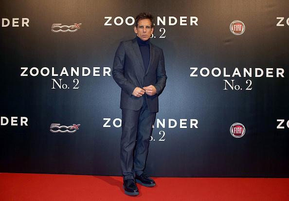 Men「Fiat 500X  At Zoolander No.2  Fan Screening In Rome」:写真・画像(1)[壁紙.com]