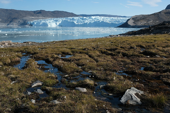 Environmental Issues「Western Greenland Hit By Unseasonably Warm Weather」:写真・画像(14)[壁紙.com]