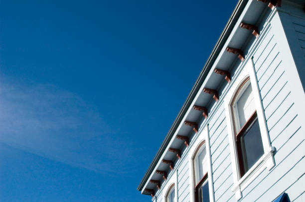 Weatherboards on typical New Zealand exterior home:ニュース(壁紙.com)