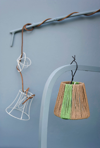 Imagination「Upcycled lampshade」:スマホ壁紙(13)