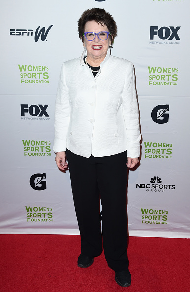 Women's Sports Foundation「The Women's Sports Foundation's 38th Annual Salute To Women In Sports Awards Gala  - Arrivals」:写真・画像(16)[壁紙.com]