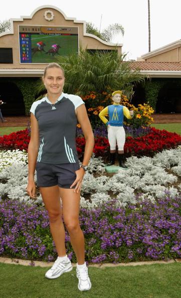 Del Mar - California「Nadia Petrova Vistis Del Mar Race Track」:写真・画像(16)[壁紙.com]