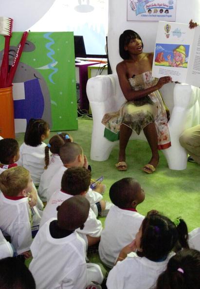 Ada「Venus Williams Announces Children's Oral Health Campaign」:写真・画像(6)[壁紙.com]