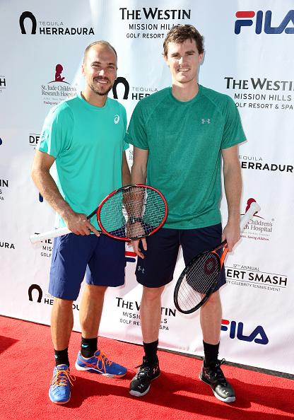 テニス選手 ブルーノ・ソアレス...