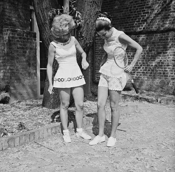Sports Clothing「Tinling Tennis Fashions」:写真・画像(1)[壁紙.com]