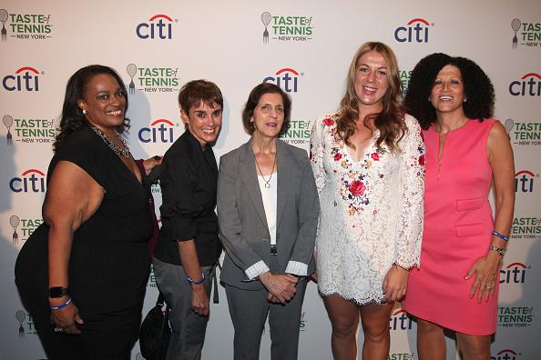アナスタシア パブリュチェンコワ「Taste Of Tennis New York - Citi VIP Lounge」:写真・画像(7)[壁紙.com]