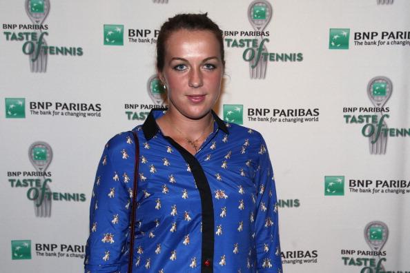 アナスタシア パブリュチェンコワ「13th Annual BNP PARIBAS TASTE OF TENNIS, Benefitting New York Junior Tennis & Learning - Inside」:写真・画像(5)[壁紙.com]
