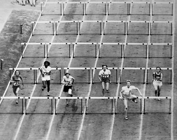 Clock Hand「Olympic Hurdles」:写真・画像(4)[壁紙.com]