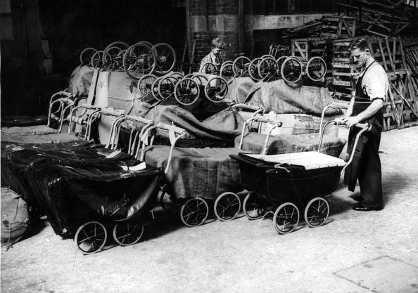Mode of Transport「Pram Factory」:写真・画像(4)[壁紙.com]