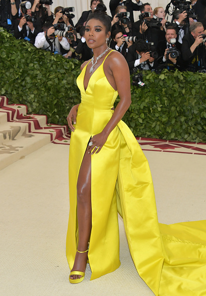 Gabrielle Union「Heavenly Bodies: Fashion & The Catholic Imagination Costume Institute Gala - Arrivals」:写真・画像(17)[壁紙.com]