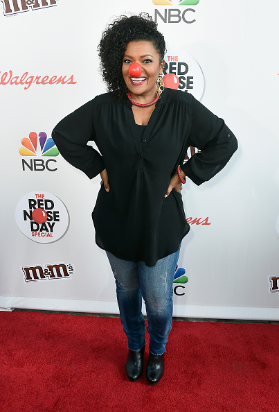 Red Nose Day「The Red Nose Day Special On NBC - Arrivals」:写真・画像(8)[壁紙.com]