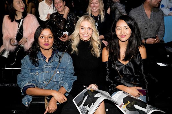 リゾート「Justin Cassin - Front Row - Mercedes-Benz Fashion Week Australia 2017」:写真・画像(16)[壁紙.com]