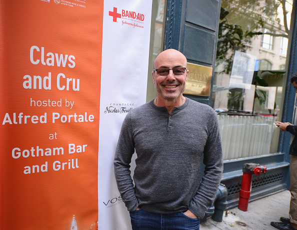 Animal Body Part「Claws And Cru Hosted By Alfred Portale At Gotham Bar And Grill - Food Network New York City Wine & Food Festival Presented By FOOD & WINE」:写真・画像(4)[壁紙.com]