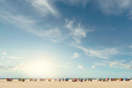 Horizon「Beach chairs」:スマホ壁紙(16)