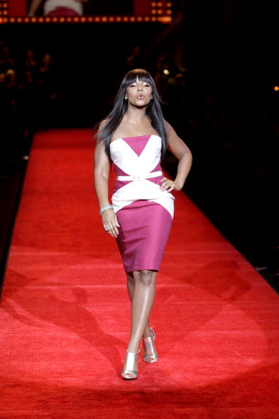 Mark Mainz「The Heart Truth's Red Dress Collection - Runway - Fall 08 MBFW」:写真・画像(19)[壁紙.com]
