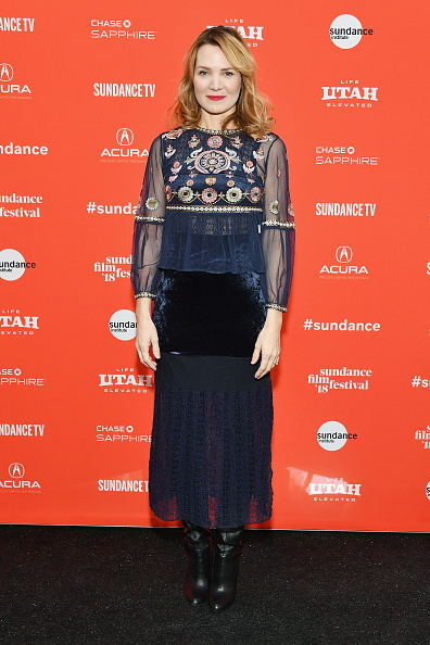 """High Waist Skirt「2018 Sundance Film Festival - """"Hal"""" Premiere」:写真・画像(9)[壁紙.com]"""