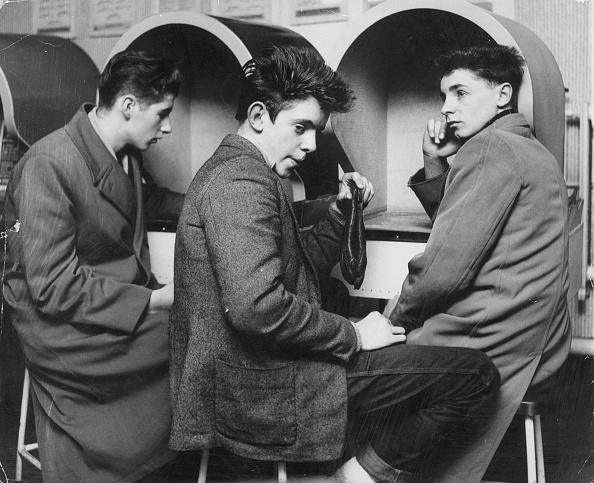 1950-1959「Listening Booths」:写真・画像(12)[壁紙.com]