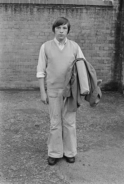 William Lovelace「A Teenage Boy Dressed As The Kings Cross Bomber」:写真・画像(11)[壁紙.com]