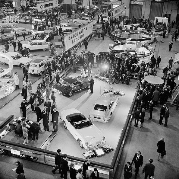 ダイムラーAG「British International Motor Show, 1968」:写真・画像(18)[壁紙.com]