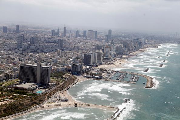 High Angle View「Tel Aviv」:写真・画像(6)[壁紙.com]