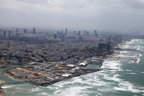 都市景観「Tel Aviv」:写真・画像(5)[壁紙.com]