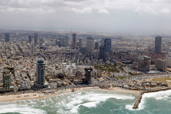 都市景観「Tel Aviv」:写真・画像(15)[壁紙.com]