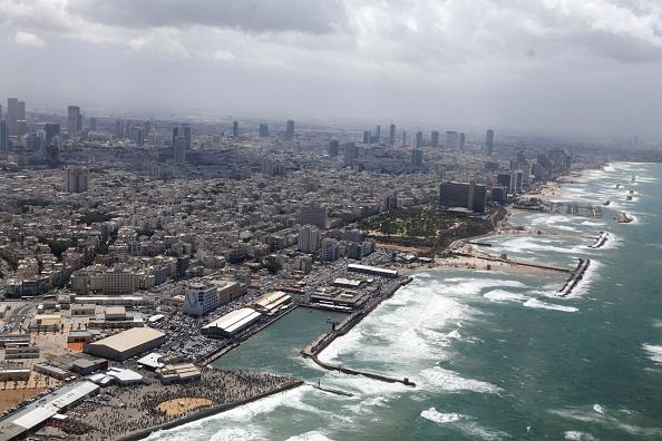 都市景観「Tel Aviv」:写真・画像(6)[壁紙.com]