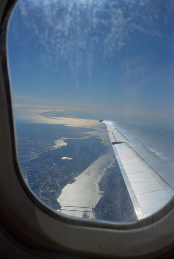 Passenger「View from airplane window」:スマホ壁紙(0)