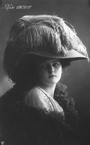 Hat「Mode 1909」:写真・画像(18)[壁紙.com]