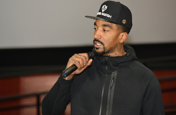 J R スミス「J.R. Smith Of The Cleveland Cavaliers Hosts A Private Screening Of RACE For His Teammates And The Boys & Girls Club Of Cleveland」:写真・画像(17)[壁紙.com]