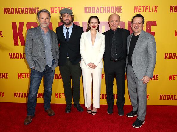 Elizabeth Olsen「Los Angeles Special Screening of Netflix's film 'KODACHROME'」:写真・画像(18)[壁紙.com]
