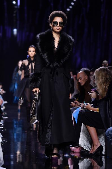 Elie Saab - Designer Label「Elie Saab : Runway - Paris Fashion Week Womenswear Fall/Winter 2017/2018」:写真・画像(3)[壁紙.com]
