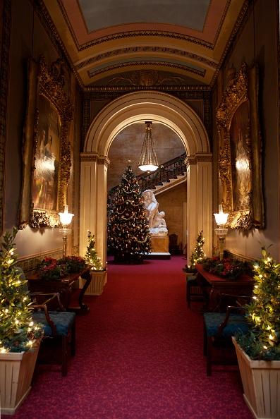 Mansion「Christmas At Osborne House」:写真・画像(18)[壁紙.com]