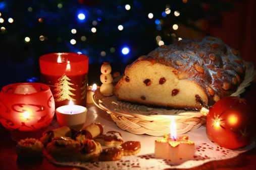 Atmosphere「Christmas atmosphere - sweets and christmas decoration」:スマホ壁紙(0)