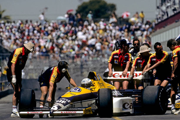 Mechanic「Riccardo Patrese, Grand Prix Of The United States」:写真・画像(6)[壁紙.com]