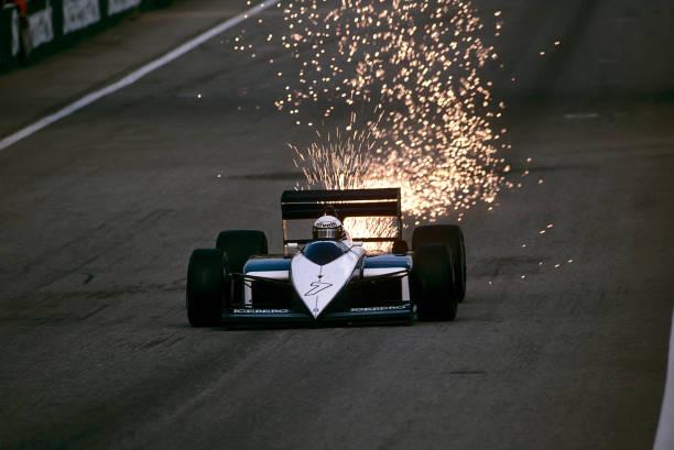 F1レース「Riccardo Patrese, Grand Prix Of Austria」:写真・画像(11)[壁紙.com]