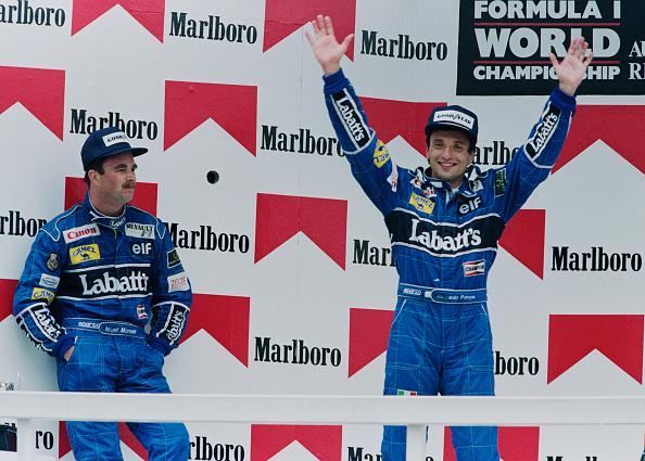 ナイジェル・マンセル「Grand Prix of Mexico」:写真・画像(14)[壁紙.com]