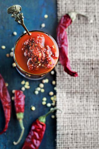 Chili Sauce「tabasco,Spicy chili sauce, ketchup,hot sauce」:スマホ壁紙(18)