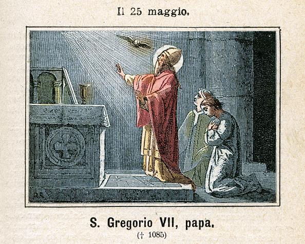 Fototeca Storica Nazionale「Saint Gregory VII Pope」:写真・画像(6)[壁紙.com]