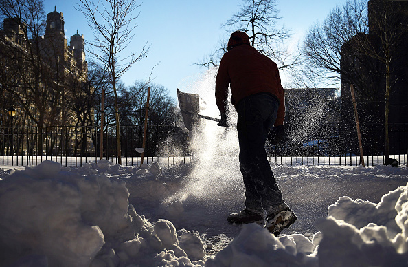 2016 Winter Storm Jonas「Huge Snow Storm Slams Into Mid Atlantic States」:写真・画像(7)[壁紙.com]