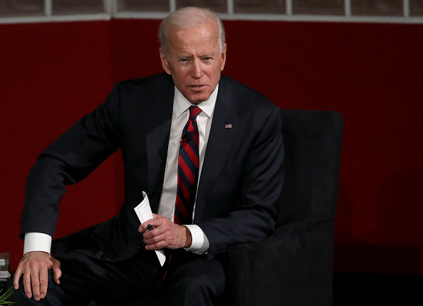 Philadelphia - Pennsylvania「Former Vice President Joe Biden Speaks At University Of Pennsylvania」:写真・画像(2)[壁紙.com]