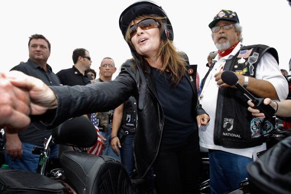 Recreational Pursuit「Sarah Palin Joins Rolling Thunder Rally In Washington DC」:写真・画像(9)[壁紙.com]