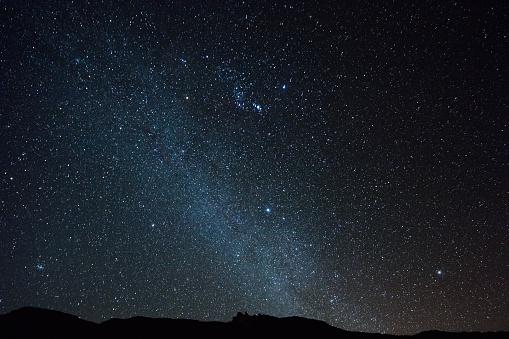 Central America「Milky way above Cerro Crestones in Chirripó National Park, Costa Rica」:スマホ壁紙(14)