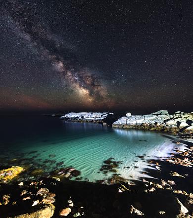 Milky Way「Milky Way Above」:スマホ壁紙(13)