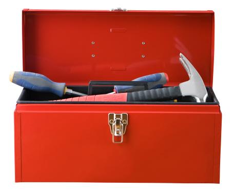 Hand Tool「Red toolbox」:スマホ壁紙(15)